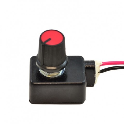 Dimmer - poti-box for Meanwell driver HLG B